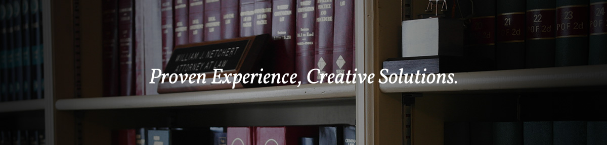 Proven Experience, Creative Solutions